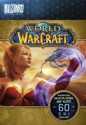 Karta podarunkowa 60 dni czasu gry World of Warcraft