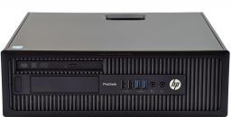Komputer HP 600 G1 SFF i5-4570 8GB 500GB HDD DVD-RW Win 10 Pro COA