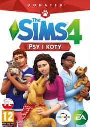 The Sims 4 Psy i Koty PC