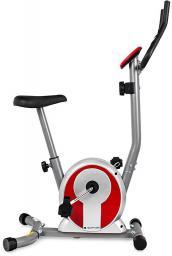 Sapphire sport Rower Smart SG-250B Srebrno-czerwony + pas