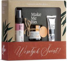 Make Me Bio Orange Energy Zestaw dla skóry normalnej i wrażliwej