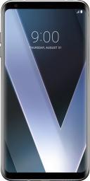 Smartfon LG V30 64 GB Srebrny  (LGH930.APOCSV)