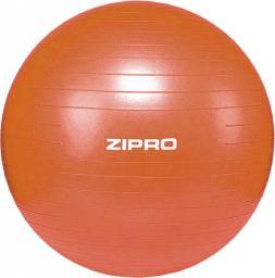 b5d700495367 Zipro Piłka gimnastyczna z pompką Gym Ball Anti-Burst 55 cm pomarańczowa