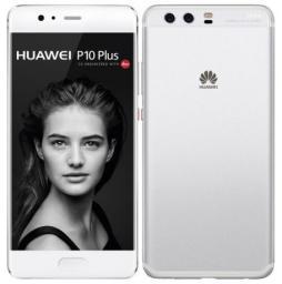 Smartfon Huawei P10 Plus 128 GB Srebrny  (P10 Plus Silver)