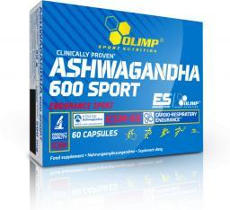 OLIMP Ashwagandha 600 sport KSM-66