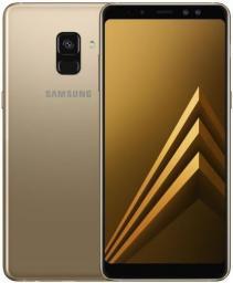 Smartfon Samsung Galaxy A8 (2018) Gold (SM-A530FZDDXEO)