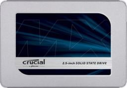 Dysk SSD Crucial MX500 500GB SATA3 (CT500MX500SSD1)