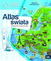 Albi Czytaj z Albikiem - Atlas świata