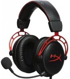 Słuchawki HyperX Cloud Alpha (HX-HSCA-RD/EM)