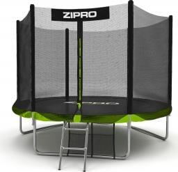 Zipro Trampolina ogrodowa Jump Pro z siatką zewnętrzną 8FT 252cm + torba na buty GRATIS!