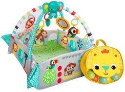 Bright Starts Bright Starts Edukacyjna mata plac zabaw deluxe z piłeczkami (10754)