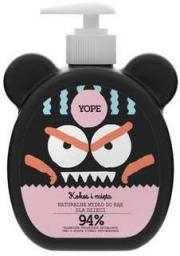 Yope Mydło dla dzieci Kokos i Mięta 400ml