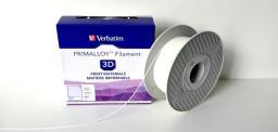 Verbatim Primalloy biały filament gumowy wysoka wydajność