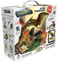 Dino Dino Mundi Atak pterozaura  80 el. (M8678)