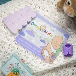 JWIN Design Baby Nails - pilniczki do paznokci New Baby