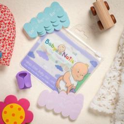 JWIN Design Baby Nails - pilniczki do paznokci duże opakowanie Mix