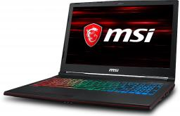 Laptop MSI GP63 Leopard 8RE-403XPL  (8RE-060XPL)