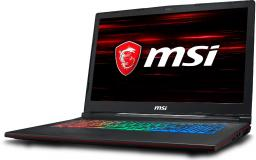 Laptop MSI GP73 Leopard (8RE-057XPL) 16 GB RAM/ 512 GB SSD/