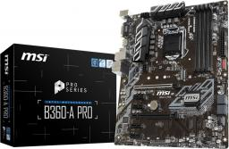 Płyta główna MSI B360-A PRO