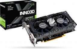 Karta graficzna Inno3D Inno3D GeForce GTX 1070 Ti X2 v2, 8GB GDDR5 (256 Bit), HDMI, DVI, DP ( N107T-2SDN-P5DS)