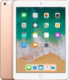 Tablet Apple iPad (2018) Wi-Fi + Cellular 128GB - Gold MRM22FD/A