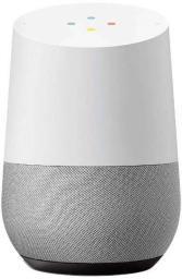 Google Home biały US + adapter PL