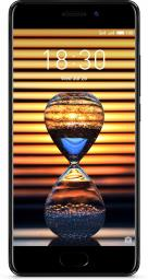 Smartfon Meizu Pro 7 64 GB Dual SIM Czarny  (MEIZUPRO764BLACK)