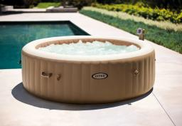 Intex Basen jacuzzi PureSpa Bubble Massage 216cm (28408GN)