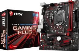 Płyta główna MSI H310M GAMING PLUS