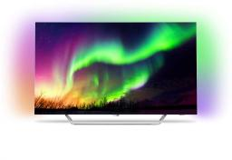 Telewizor Philips 65OLED873/12 OLED 4K, HDR, Android, AMBILIGHT 3, QWERTY