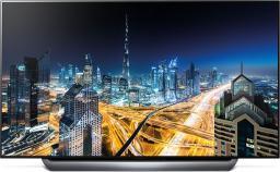 Telewizor LG OLED 55C8 4K, HDR10 Pro, WebOS 4.0, AI ThinQ, Netflix, Dolby Atmos