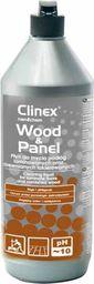 Clinex Płyn do mycia drewnianych podłóg i paneli 1L (77-689)