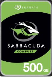 "Dysk Seagate Barracuda 500 GB 3.5"" SATA III (ST500DM009)"