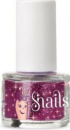 Snails Brokat do paznokci Snails Purple Red Glitter, 7ml
