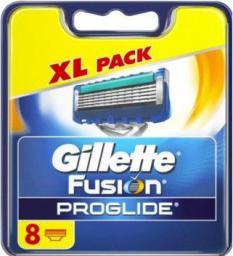 Gillette Fusion Proglide Manual Wkład do maszynki do golenia 8 szt