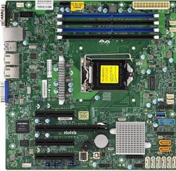 SuperMicro X11SSM-F (MBD-X11SSM-F-O)