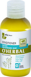Elfa Pharm O'Herbal Odżywka do włosów suchych i zniszczonych z ekstraktemz lnu 75 ml