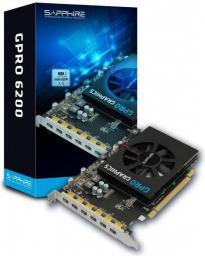 Karta graficzna Sapphire GPRO 6200 4GB GDDR5 (32258-00-20G)