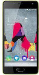Smartfon Wiko U feel 16 GB Dual SIM Czarno-zielony  (163136)