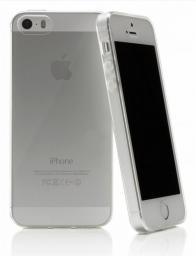 CASEual Etui flexo slim do iPhone 5 / 5S / SE, przezroczyste (TPU-CASE-IP5SE-CL)