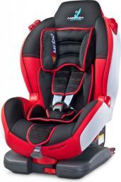 Fotelik samochodowy Caretero Sport Turbo Fix 9-25 kg Red