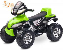 Caretero Quad Cuatro Zielony