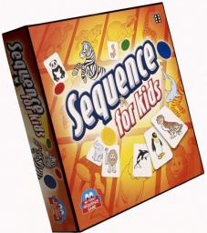Dante Sequence for kids 42 karty, gra (011-78095)