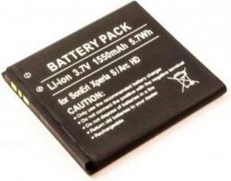 Bateria MicroSpareparts Mobile Sony BA800 (MSPP2939)