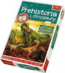 Trefl Gra Prehistoria i dinozaury - 01362
