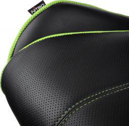 Fotel Nitro Concepts E200 Race Gaming Czarno-zielony (NC-E200R-BG)
