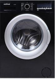 Pralka VestFrost VestFrost WVC 10645 BLCD  Washing machine, 6kg, 1000RPM, 15 programs, EC A++, Big black LCD, Sensor touch , Black - WVC 10645 BLCD