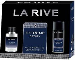 La Rive MAN ZESTAW EXTREME STORY (woda toaletowa 75ml + dezodorant 150ml)