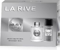 La Rive for Men Brave Man  Zestaw (woda toaletowa 100ml + dezodorant 150ml)