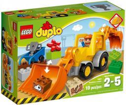 Lego Duplo Koparko-ładowarka (10811)